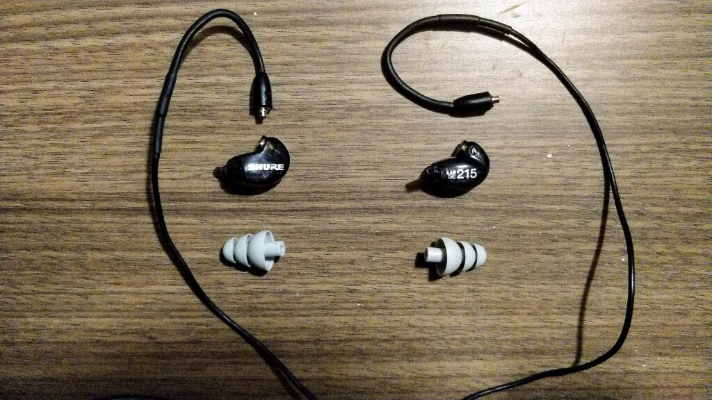 Sure SE 215 Earbuds nerd survival guide