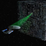 Borg Cube Enterprise