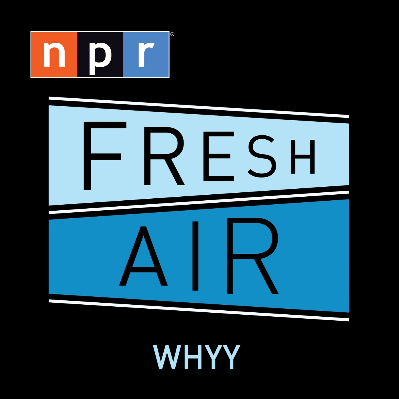 npr fresh air logo